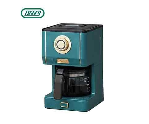 toffy复古美式咖啡机K-CM5-OG 复古绿