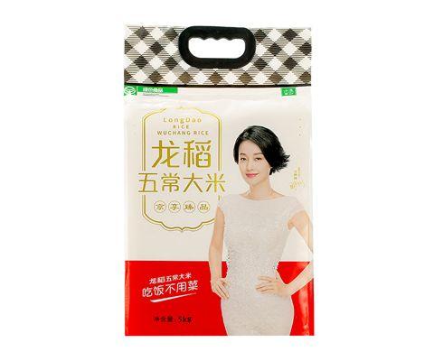 龙稻京享臻品大米5kg