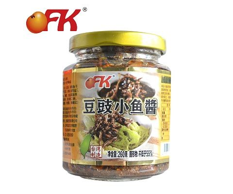 OFK豆豉小鱼酱