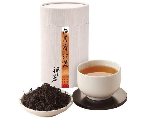 台塑严选禅茗系列礼盒日月潭红茶50g*3罐