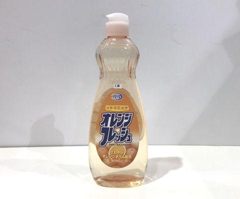 屋久美香橙配方餐具果蔬清洁剂 600ml