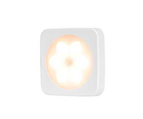 欧普可乐感应起居小夜灯 MW65-D0.2×2 0.2W (颜色随机发货)