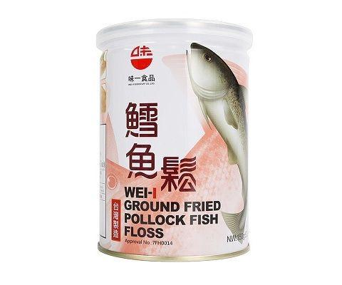 味一食品鳕鱼松 150g(9/17发货)