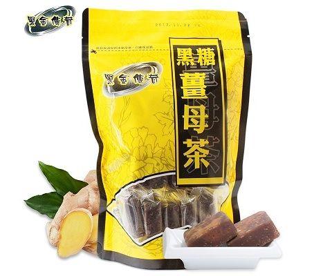 黑金传奇黑糖姜母茶  (420g/12粒)