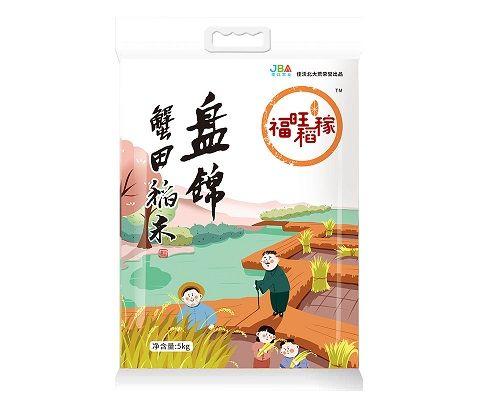 盘锦蟹田稻米5kg