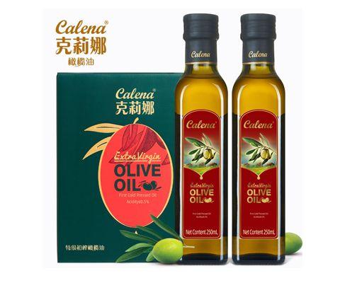 克莉娜特级初榨橄榄油250ML*2礼盒