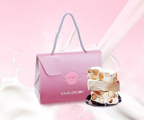 糖村法式牛轧糖-180g国际版