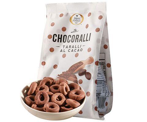 意大利进口 Terre Di Puglia 哈得斯甜甜圈 80g/袋*2 (口味自选)