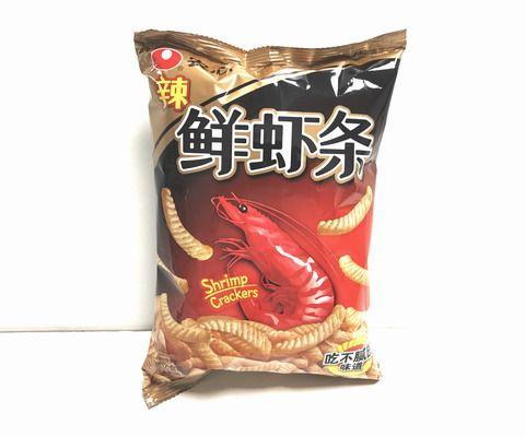 农心辣虾条