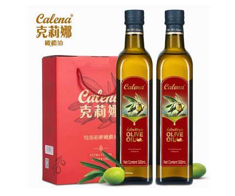 克莉娜特级初榨橄榄油500ML*2礼盒