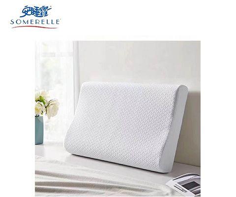安睡宝 针织透气乳胶枕-成人款