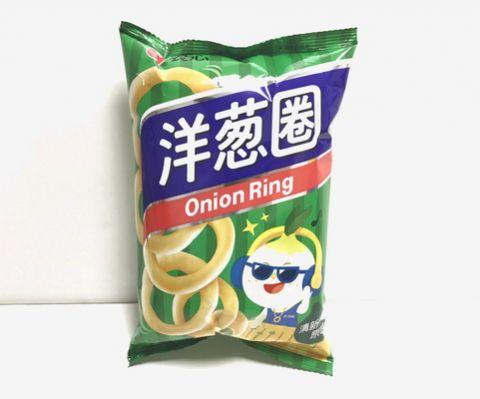 农心辣洋葱圈(清新原味)